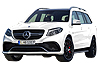 Mercedes Benz GLS (2016 onwards)  :