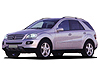 Mercedes Benz M Class (2005 to 2011)  :also known as - Mercedes Benz ML Class (W164)