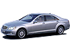 Mercedes Benz S Class (2005 to 2013)  :also known as - Mercedes Benz S Class saloon (W221)