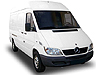 Mercedes Benz Sprinter L3 (LWB) H2 (high roof) (1996 to 2006)  :also known as - Mercedes Benz Sprinter LWB high roof
