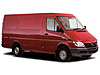 Mercedes Benz Sprinter L2 (MWB) H1 (low roof) (1996 to 2006)