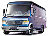 Mercedes Benz Vario series (1996 onwards)