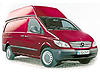 Mercedes Benz Vito L2 (LWB) H2 (high roof) (2004 to 2015)