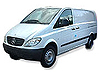 Mercedes Benz Vito L1 (SWB) H1 (low roof) (2004 to 2015)