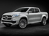 Mercedes Benz X Class double cab (2017 onwards)
