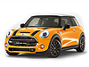 Mini three door (2014 onwards)  :