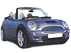 Mini Cabriolet (2004 to 2009)  :also known as - Mini Cabriolet (R52)