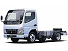 Mitsubishi Canter single cab (2005 onwards)  low roof:also known as - Mitsubishi Fuso Canter single cab