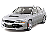 Mitsubishi Lancer EVO IX (2005 to 2008)  :also known as - Mitsubishi EVO IX