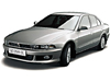 Mitsubishi Galant four door saloon (1997 to 2003)