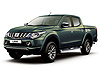 Mitsubishi L 200 double cab (2015 onwards)