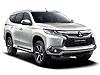 Mitsubishi Shogun Sport five door (2016 onwards)  :