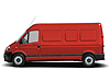 Nissan Interstar L3 (LWB) H3 (high roof) (2002 to 2010)  :also known as - Nissan Interstar LWB high roof