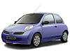 Nissan Micra three door (2003 to 2010)