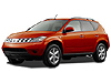 Nissan Murano (2004 to 2009)  :also known as - Nissan Murano (Z50)
