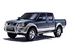 Nissan Navara double cab (2002 to 2005)