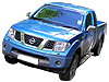 Nissan Navara King Cab (2005 to 2015)  Double Cab: