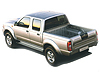 Nissan PickUp double cab (2002 to 2006)