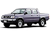 Nissan PickUp double cab (1998 to 2002)