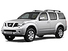 Nissan Pathfinder five door (2005 to 2013)