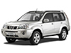 Nissan X-trail (2001 to 2007)
