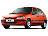 Peugeot 106 five door (1996 to 2005)