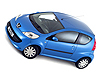 Peugeot 107 three door (2005 to 2014)