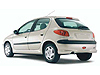 Peugeot 206 five door (1998 to 2010)