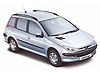 Peugeot 206 SW estate (2002 to 2007)  :