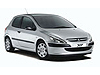 Peugeot 307 three door (2001 to 2008)