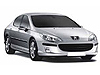 Peugeot 407 four door saloon (2004 to 2011)