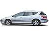Peugeot 407 SW estate (2004 to 2011)
