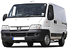Peugeot Boxer L1 (SWB) H1 (low roof) (1994 to 2006)