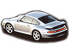 Porsche 911 (1993 to 1998) :also known as - Porsche 993