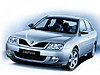 Proton Impian four door saloon (2001 to 2010)  :also known as - Proton Waja four door saloon