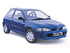 Proton Satria (1999 to 2007)  :also known as - Proton Satria three door