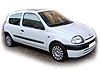 Renault Clio three door (1998 to 2001)