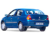 Renault Clio four door saloon (1998 to 2001)