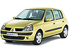 Renault Clio five door (2001 to 2005)  :also known as - Renault Sport Clio five door