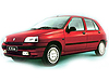 Renault Clio five door (1991 to 1998)