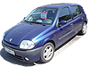 Renault Clio five door (1998 to 2001)