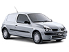 Renault Clio van (2001 to 2008) :also known as - Renault Clio Campus van