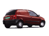 Renault Clio van (1998 to 2001)  twin headlamps: