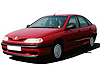 Renault Laguna five door (1994 to 2001) :