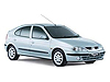 Renault Megane five door (2000 to 2003)