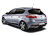 Renault Megane five door (2008 to 2016) :