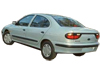 Renault Megane Classic four door saloon (1997 to 2000) :