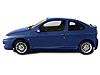 Renault Megane three door coupe (2000 to 2002) :also known as - Renault Megane coupe