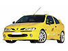 Renault Megane three door coupe (1997 to 2000) :also known as - Renault Megane coupe