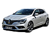 Renault Megane five door (2016 onwards) :